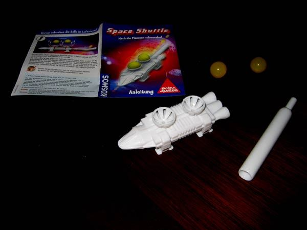 Kosmos 'Space Shuttle' toy